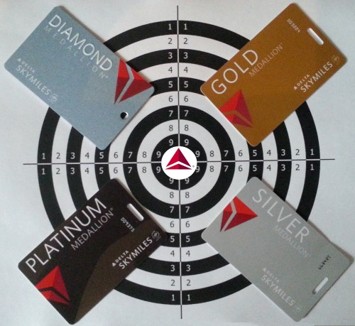 targeded delta airlines offers delta points blog