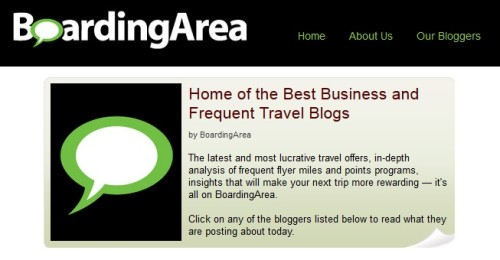 boardingarea logo ourbloggers home page delta points blog