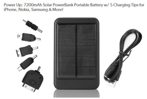solar power brick