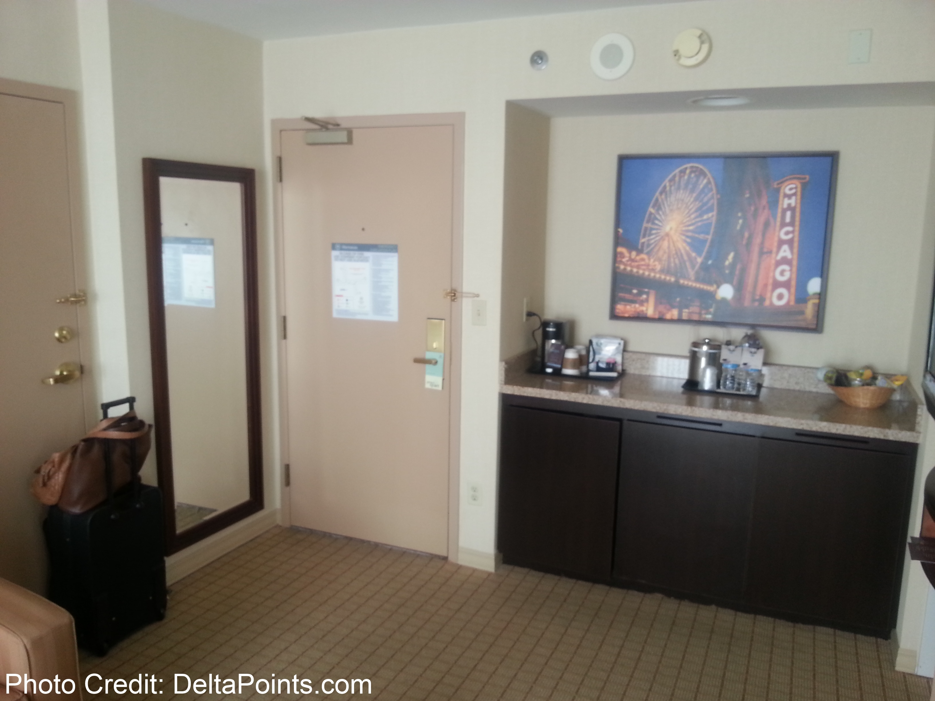 Another visit to the SPG Sheraton Suites Chicago Elk Grove