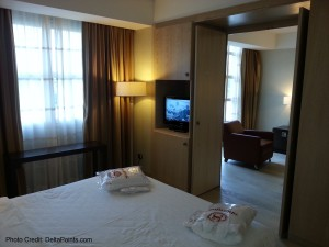 Sheraton Golf Parco de Medici Hotel & Resort Roma Rome Delta Ponts blog review (10)