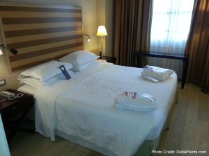 Sheraton Golf Parco de Medici Hotel & Resort Roma Rome Delta Ponts blog review (9)