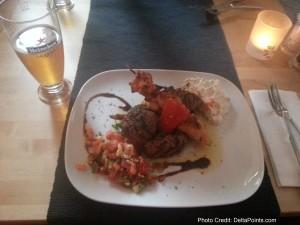 dinner in gothenburg Delta Points blog