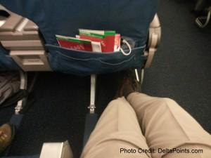 economy comfort front row delta points blog