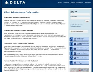facts page one Skybucks delta points blog