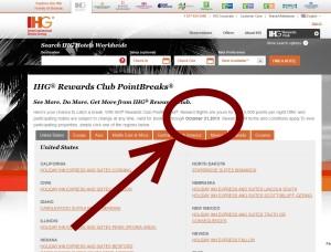 new IHG PointBreaks list on the way soon - get ready delta points blog