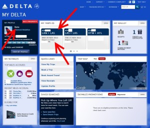 changes to my delta