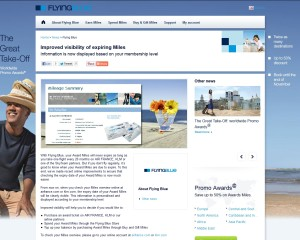 flying blue expiring miles delta points blog