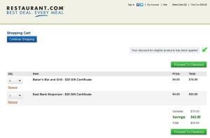 restaurant-com deal for dollars off dining delta points blog