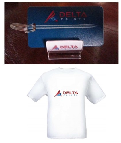 Delta Points Swag