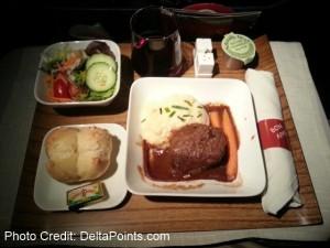 beef short ribs dinner delta transcon delta points blog