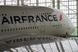 airfrance jet