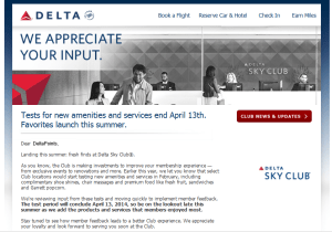 an end to skyclub upgrades for now