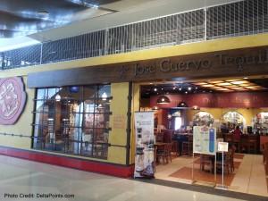 Jose Cuervo Tequileria Detroit DTW Airport (2)