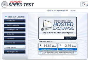 speed test wifi hojo