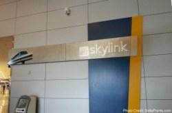 SkyLink tram DFW delta points blog