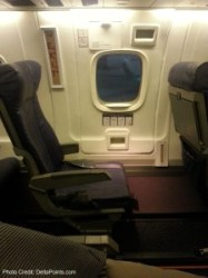 erj-145 exit row delta points blog