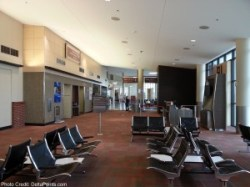 gate area azo airport delta points blog