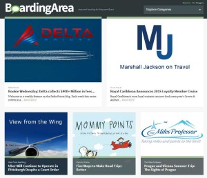 new ba home page