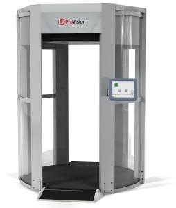 pro vision scanner