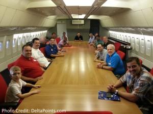 Delta Flight Museum Delta Points blog tour (13)