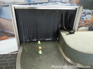 The only thing that made it to SBN was the Lufthansa Ducks - United lost my luggage - Delta Points blog