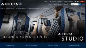 delta studio on delta-com