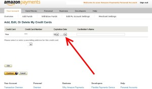 put 1st in the WRONG exp date for your VDGC then go back and change before payment to avoid one dollar hold