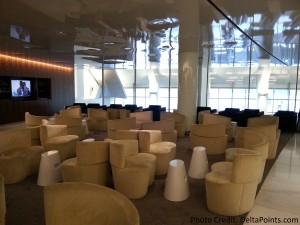 Korean Air lounge LAX Delta Points blog  (1)