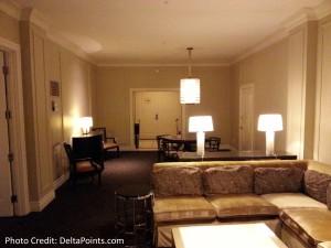 Suite upgrade IHG The Palazzo LAS Delta Points blog (1)