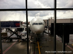 my delta 777 ride atl-lax delta points  blog