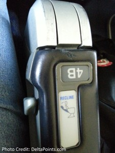 American Air 1st class domesic seat delta points blog (3)