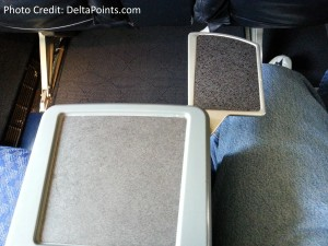 American Air 1st class domesic seat delta points blog (4)