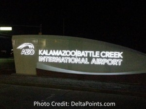 azo airport sign dark-30 delta points blog