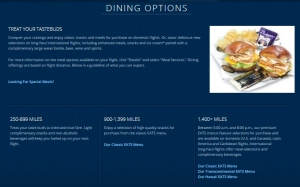 coach eats menu delta domestic coach food