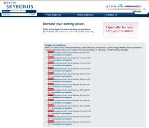 lots of new skybonus promos could be targeted