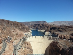 Hoover Dam - Boulder Dam Delta Points travel blog (2)