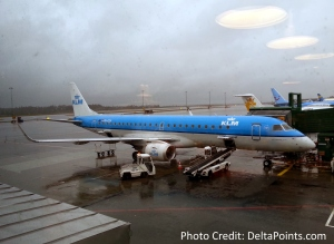 broken cityhopper klm jet klm gothenburg sweden delta points blog