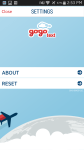 screenshots of texting from gogo with sprint delta points blog (2)