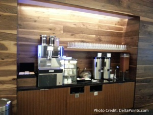 SFO San Francisco AMEX Centurion lounge Delta Points blog (12)