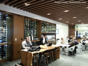 SFO San Francisco AMEX Centurion lounge Delta Points blog (9)