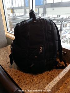 delta points backpack stuffed full of bbq aus