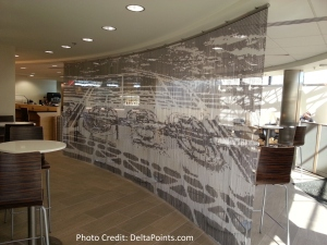 DFW Dallas  Fort Worth E Delta Skyclub 13 – 2015 Delta Mileage Run