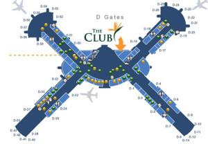 LAS-D-Terminal-Map