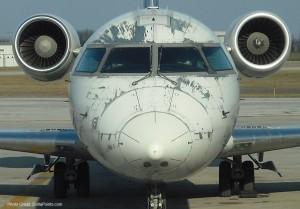 delta crj200 sbn airport