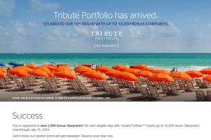 2k per stay max 10k spg tribute portfolio