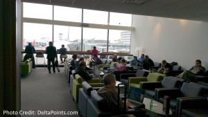 The CLUB at SEA Delta Points blog review (7)
