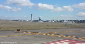 lufthansa 747 landing in sea delta points mileage run