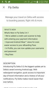 fly delta app 3-4-1 update