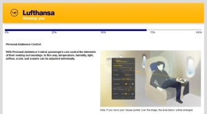 Lufthansa business class new product survey delta points blog (13)